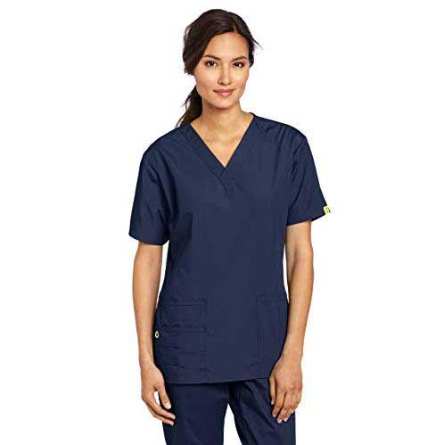 Blue Uniform for Nurses
