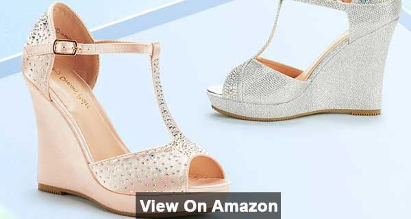 DREAM PAIRS best wedges for work
