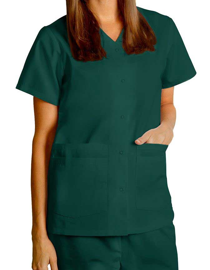 green uniform for nurses