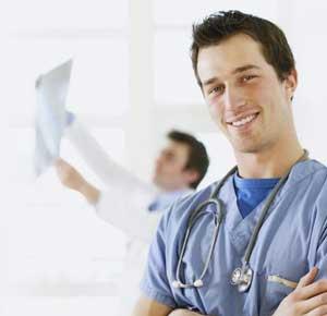 How You Should Address A Male Nurse