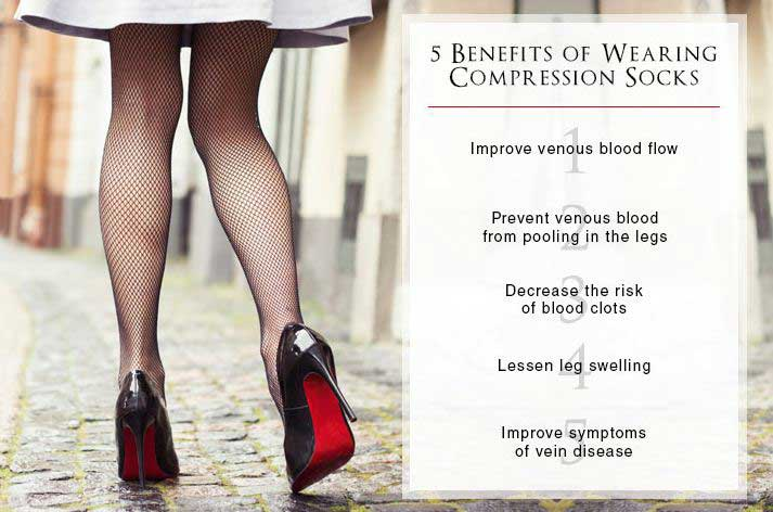 benefits of wearing socks