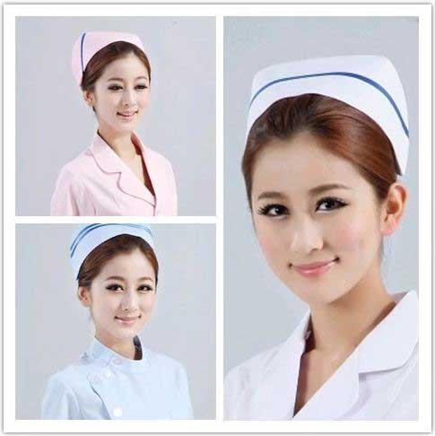 Nursing student caps