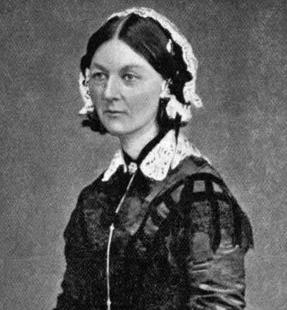 Florence Nightingale nursing caps
