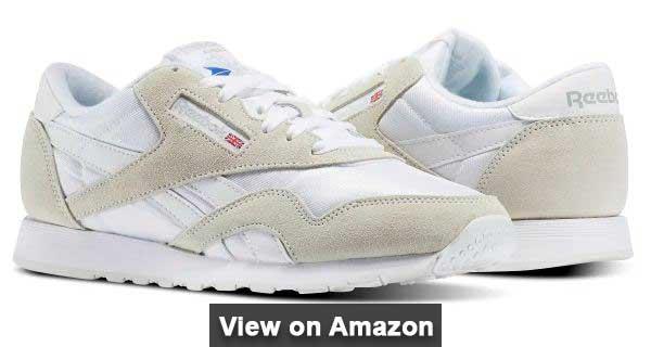 Reebok Men's NYLON Classic Sneaker