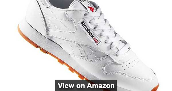 Reebok Men Leather Sneaker