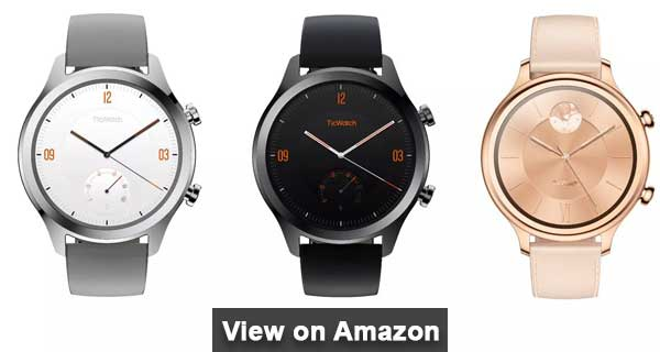 Ticwatch C2 Wear OS Smartwatch