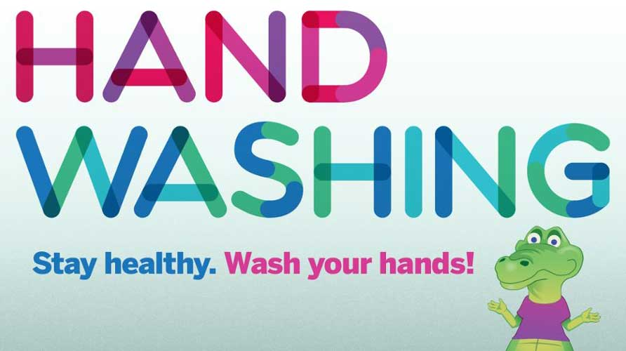 importance of washing hand