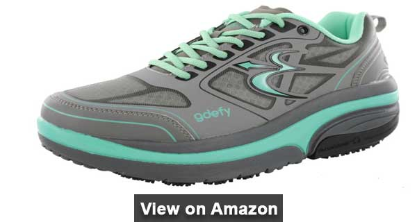 Gravity Defyer Plantar Fasciitis Women's Shoes Review