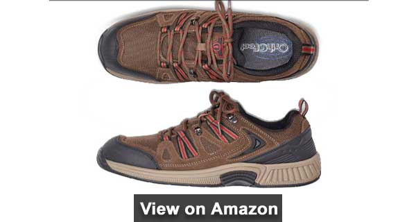 Proven Plantar Fasciitis Walking Men's Shoes Review