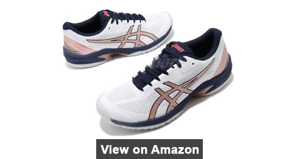 ASICS Women's Court Speed FF Tennis Shoes Review