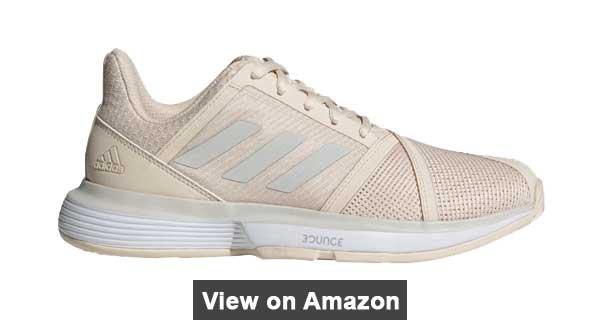 adidas Women's Courtjam Bounce Tennis Shoe Review