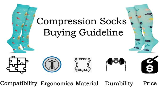 Best Buying Guideline for Compression socks