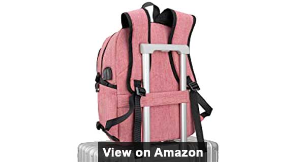 Tzowla Business Anti-Theft College Backpack Review