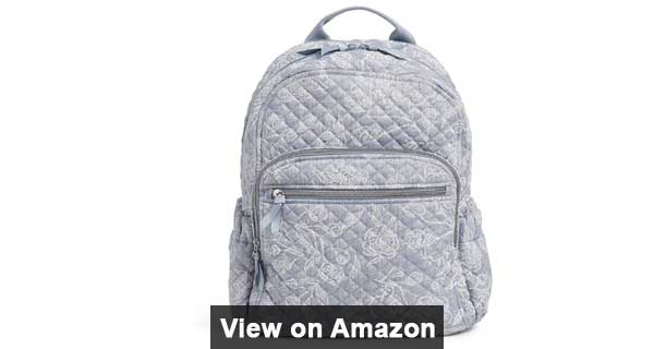 Vera Bradley Women's Signature Cotton Campus Backpack Review