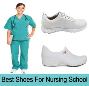 Best Shoes for Nursing School Reviews and Buyer's Guide