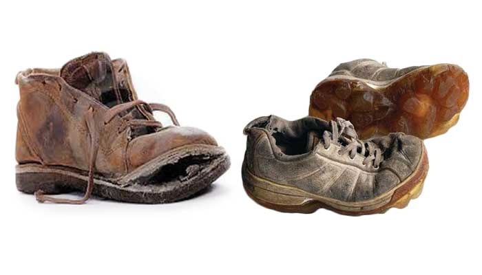 When to replace work shoes?
