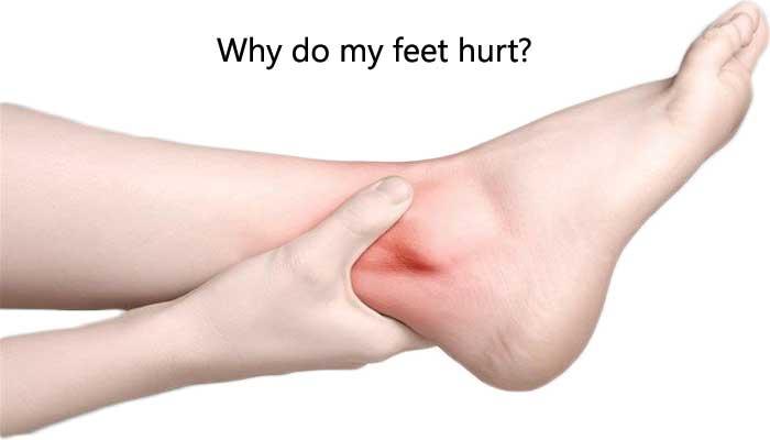 Why Do My Feet Hurt When I Wake Up
