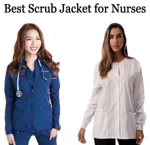 Best Scrub Jacket for Nurses Reviews and Buyer's Guide