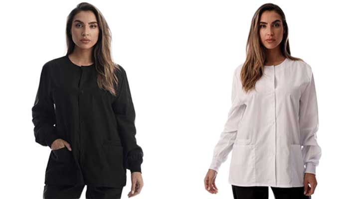Just Love Womens Solid Jacket