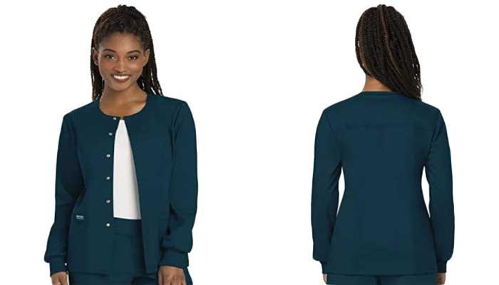 Cherokee Snap Front Women's Jacket