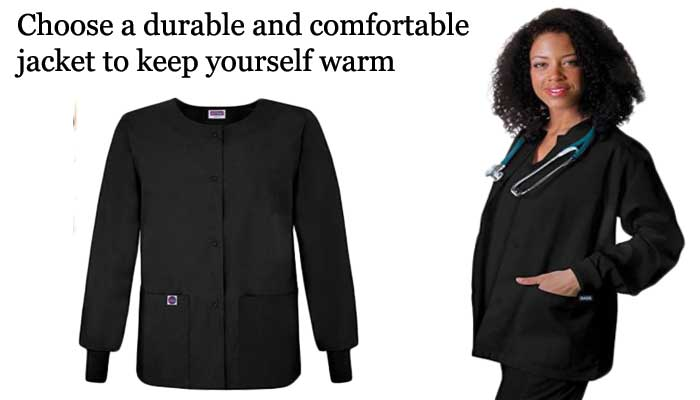 How to choose nursing jackets?