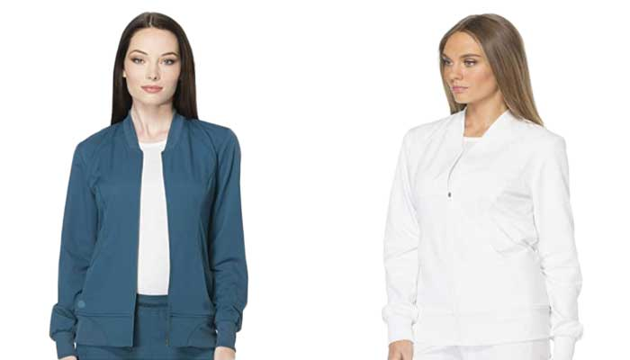 Dickies Dynamix Women Scrubs Jacket