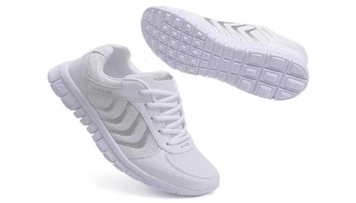 DUOYANGJIASHA Women's Athletic Fashion Shoes